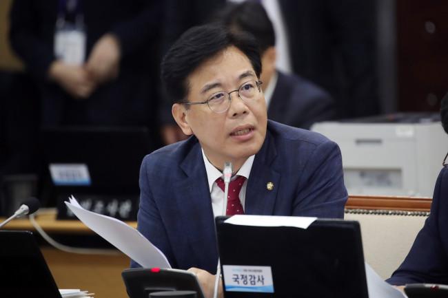 송언석 의원, 미래통합당 비상대책위원장 비서실장 임명