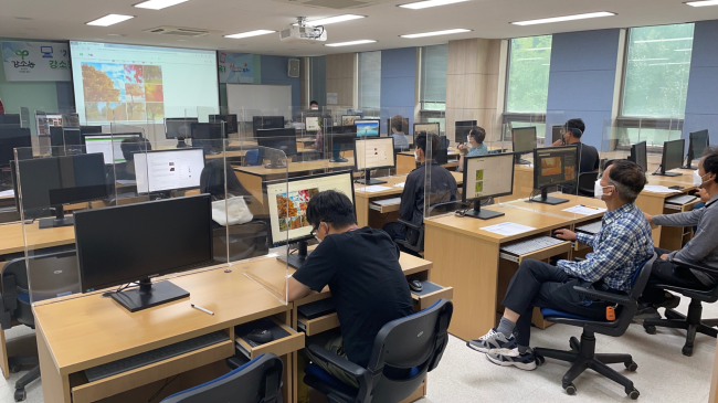 김천시, 2021년 강소농 교육 개강