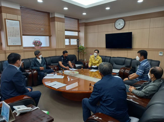 한우 우량종축 공급사업 대상자 선정 심의회 개최