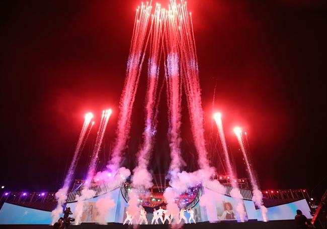 2021 아시아송페스티벌, 경주의 밤을 화려하게 수놓다